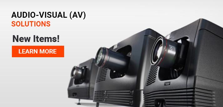 Audio & Visual Solutions