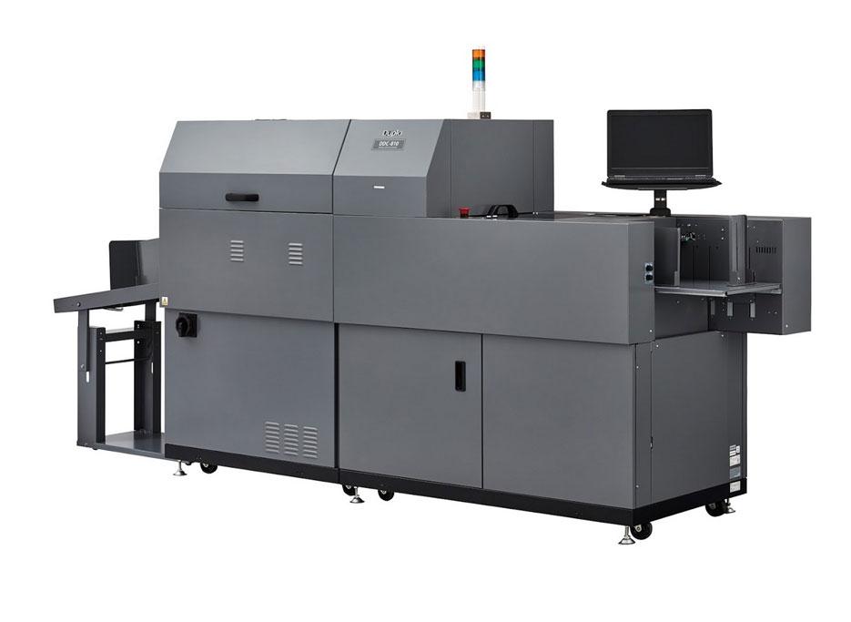 Duplo DDC-810 (Digital Spot UV Coater)