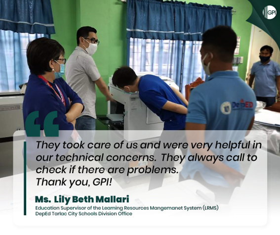 'Very Helpful' – DepEd Division Office recognizes GAKKEN (Philippines), INC.