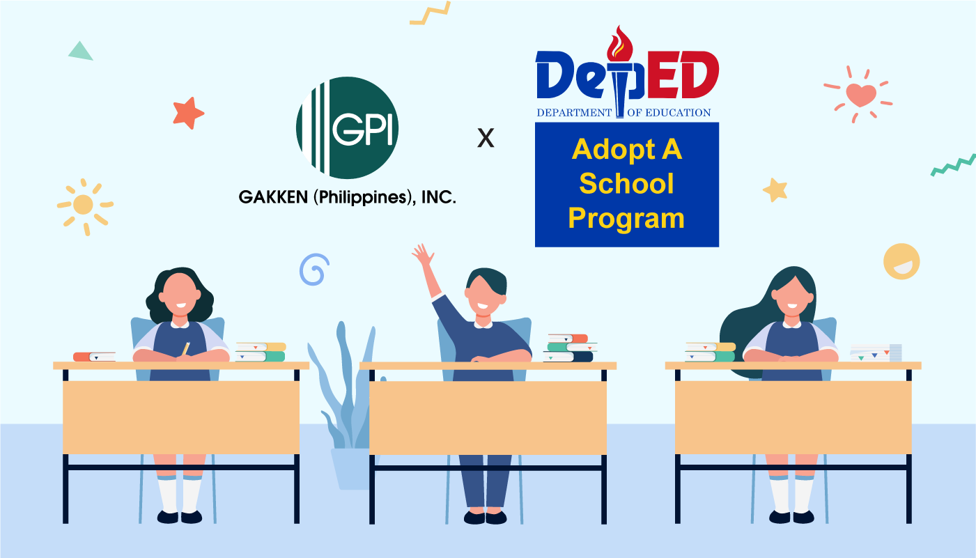 GPI Participated in the Adopt-A-School Program Initiated by DepEd