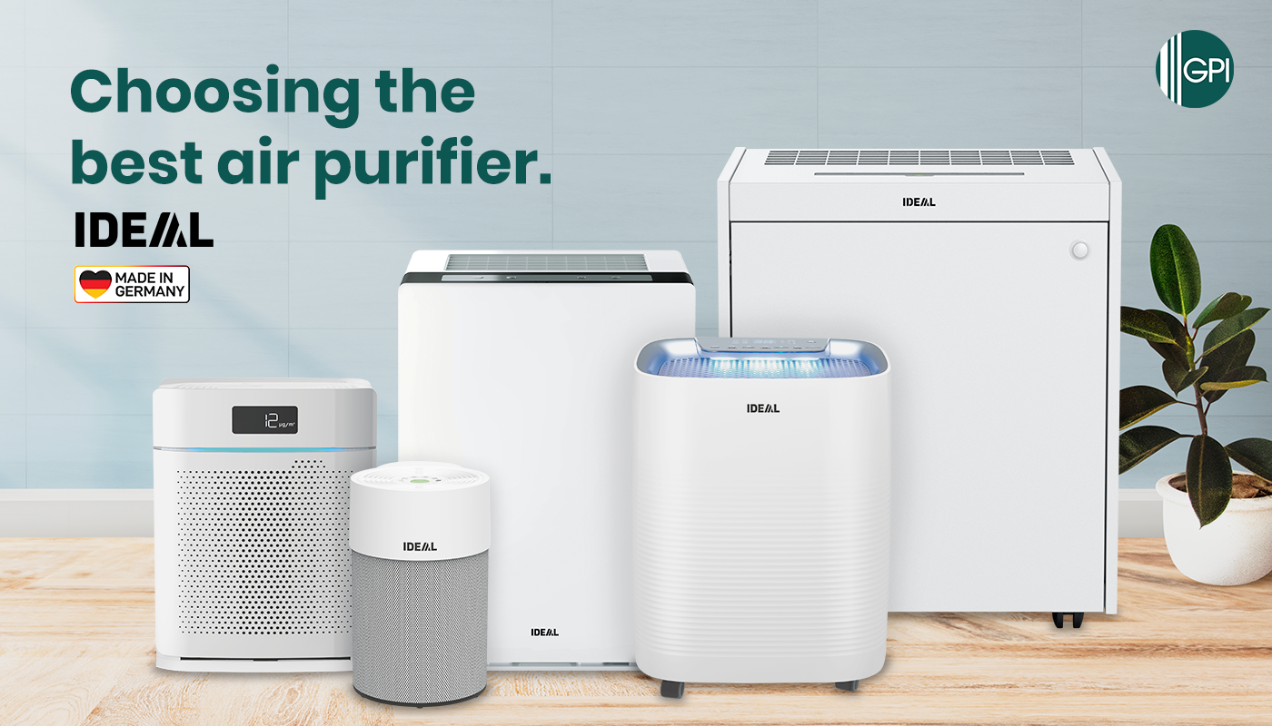 How to Determine the Air Purifier That's Best Suited for You