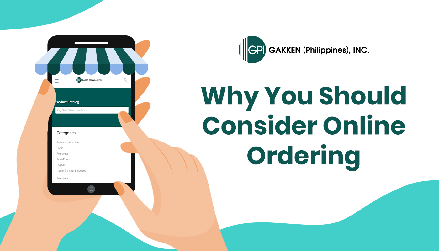 Why You Should Consider Online Ordering